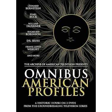 Omnibus: American Profiles (DVD)