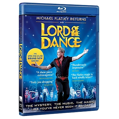 Lord of The Dance: Michael Flatley Returns As (Blu-Ray)