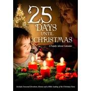 25 Days Until Christmas - A Family Advent Calendar (DVD)