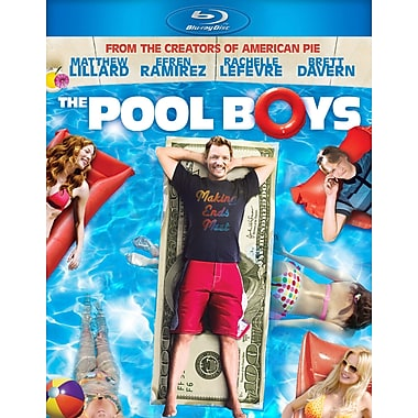 The Pool Boys (Blu-Ray)