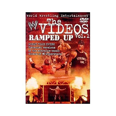 WWE: The Music Videos: Volume 1 (DVD)
