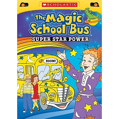 Magic School Bus-Super Star Power (DVD)