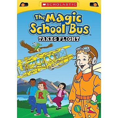 The Magic School Bus - Takes Flight (DVD)