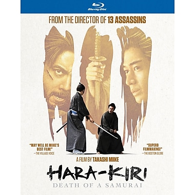 Hara-Kiri - Death of a Samurai (Blu-Ray)