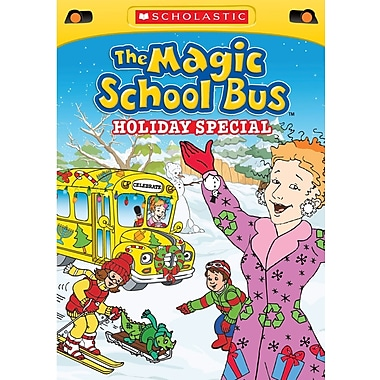 Magic School Bus-Holiday Special (DVD)