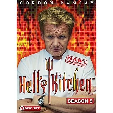 Hell's Kitchen: Season 5 (DVD)