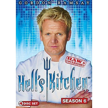 Hell's Kitchen: Season 6 (DVD)