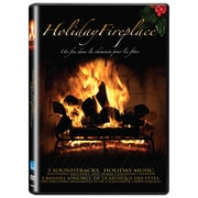 Holiday Fireplace (DVD)