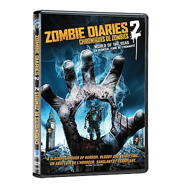 Zombie Diaries 2: World of The Dead (DVD)