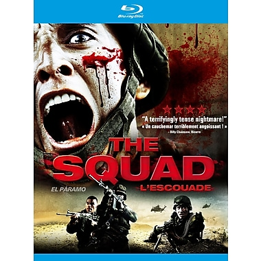 The Squad (El Paramo) (Blu-Ray)