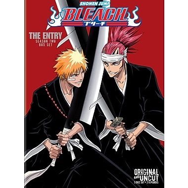 Bleach: The Entry: Season Two Box Set (DVD)