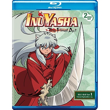 Inuyasha: The Final Act: Set 1 (Blu-Ray)