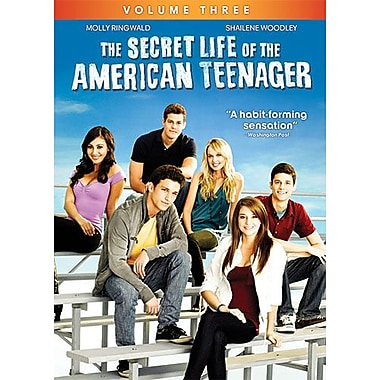 Secret Life of The American Teenager: Volume Three (DVD)
