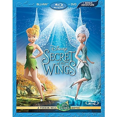 Secret of the Wings (Blu-Ray + DVD)