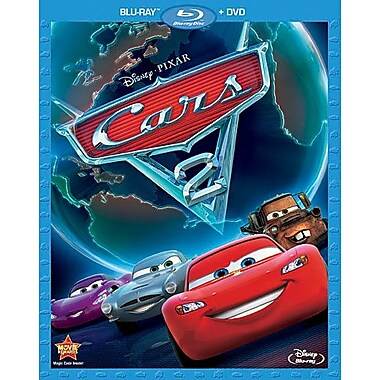 Cars 2 (Blu-Ray + DVD)