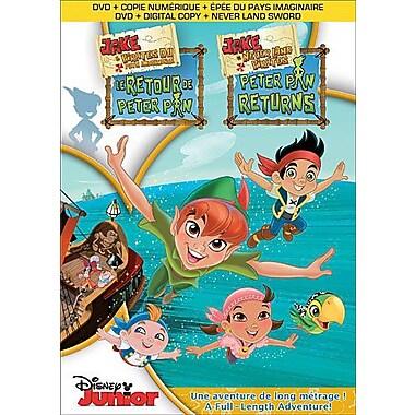 Jake and the Never Land Pirates: Peter Pan Returns (DVD + Digital Copy) 2012