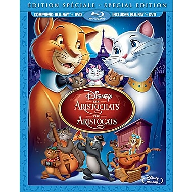 The Aristocats 2012