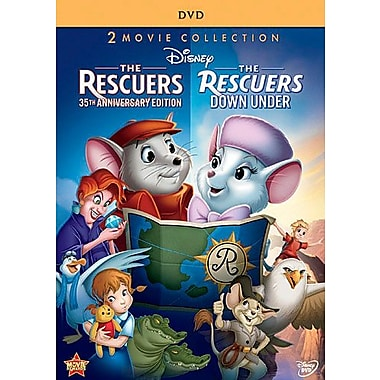 The Rescuers 35th Anniversary/The Resucers: Down Under