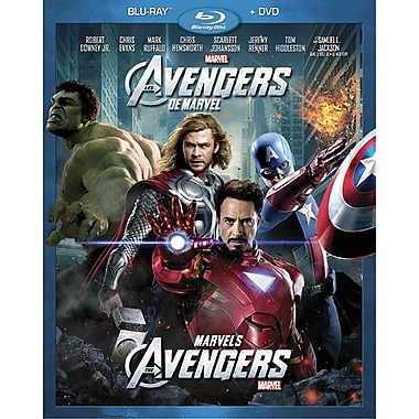 Marvel's The Avengers (Blu-Ray + DVD) 2012