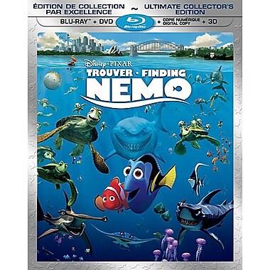 Finding Nemo 3D (3D Blu-Ray + Blu-Ray + DVD + Digital Copy)