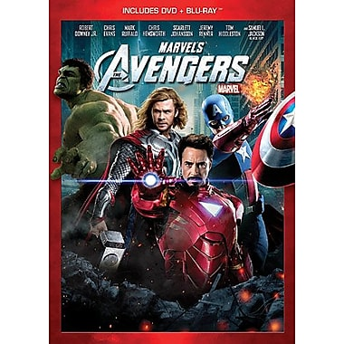 Marvel's The Avengers (DVD + Blu-Ray)