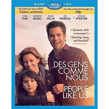 People Like Us (Blu-Ray + DVD) 2012