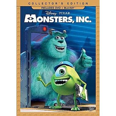 Monsters Inc. (DVD + Blu-Ray)