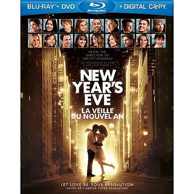 New Year's Eve (Blu-Ray + DVD + Digital Copy)