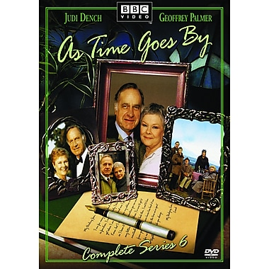 As Time Goes By: Complete Series 6 (DVD)