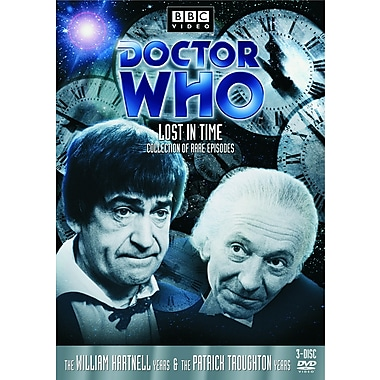 Dr. Who: Lost In Time Collection: Collection of Rare Episodes (DVD)