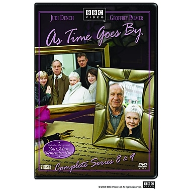 As Time Goes By: Complete Series 8 and 9 (DVD)