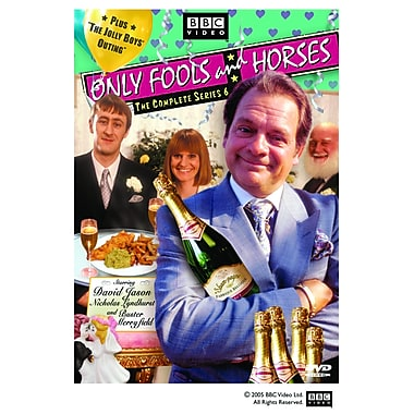 Only Fools and Horses: Complete Series 6 (DVD)