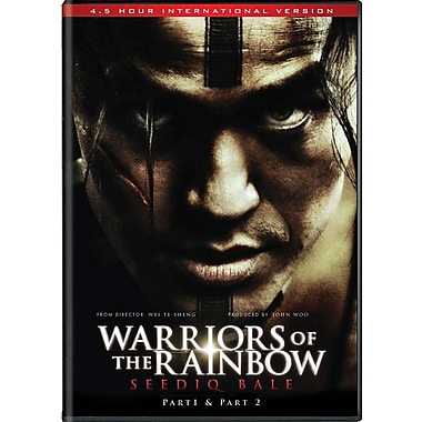 Warriors of the Rainbow (DVD)