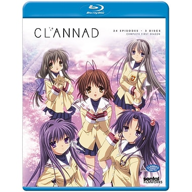 Clannad Complete Collection (Blu-Ray)