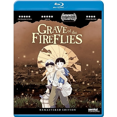 Grave Of The Fireflies - Complete Collection (Blu-Ray)