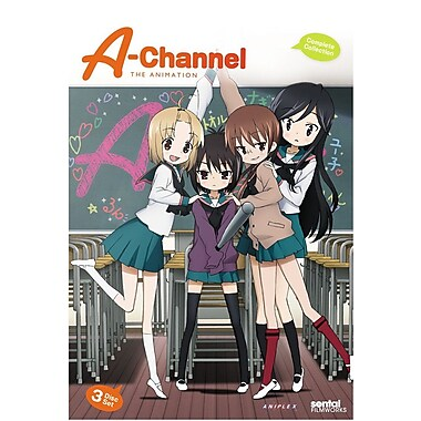 A-Channel: Complete Collection (DVD)