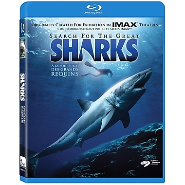 Search For The Great Sharks (IMAX) (Blu-Ray)