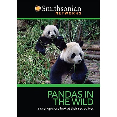 Pandas In The Wild (DVD)