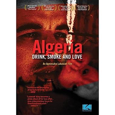 Algeria - Drink, Smoke and Love (DVD)