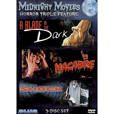 Midnight Movies Volume 1 - Horror Triple Feature (DVD)