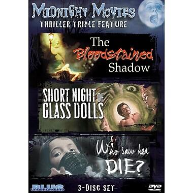 Midnight Movies Volume 4 - Thriller Triple Feature (DVD)