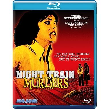 Night Train Murders (Blu-Ray)