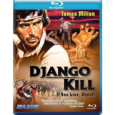 Django Kill? If You Live, Shoot! (Blu-Ray)