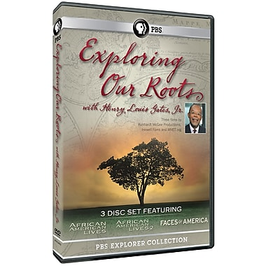 PBS Explorer Collection: History: Exploring Our Roots with Henry Louis Gates Jr. (DVD)