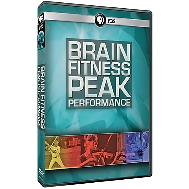 Brain Fitness - Peak Performance (DVD)