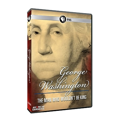 George Washington: The Man Who Wouldn't Be King (DVD)