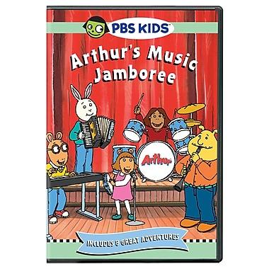 Arthur's Music Jamboree (DVD)