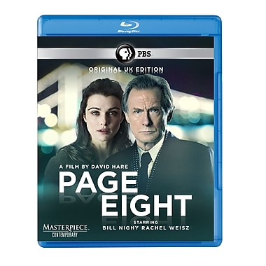 Page Eight (Blu-Ray)