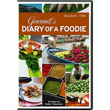 Gourmet's Diary of a Foodie - Season 2 (DVD)