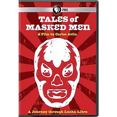 Tales of Masked Men - A Journey through Lucha Libre (DVD)